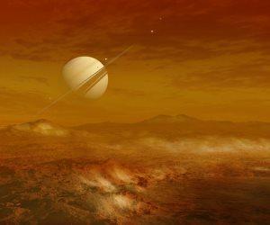 دراسة جديدة .. قمر كوكب زحل لديه الطاقة الكافية لتشغيل مستعمرة بأكملها