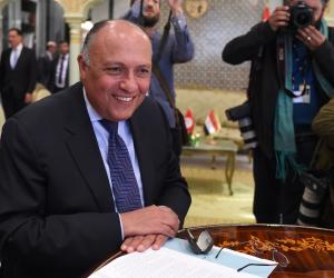 بعد زيارة لإيطاليا استغرقت يومين.. سامح شكرى يعود إلى القاهرة الجمعة