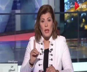 """أمانى الخياط لـ""""ON Live"""": الجيش المصرى أحبط كافة المخططات التى استهدفت البلاد"""