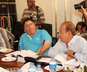 المناطق الخاصة على أجندة مناقشات إدارة الاتحاد المصري لجمعيات المستثمرين
