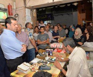 وكيل التموين بجنوب سيناء: تحرير 56 مخالفة في رأس سدر