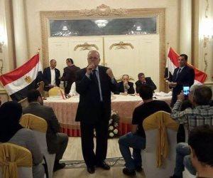 ائتلاف حب الوطن يتبنى شعار «معًا نبنى».. ويشدد على ضرورة لم شمل المصريين