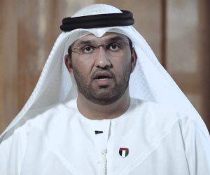 سلطان الجابر يصل القاهرة للمشاركة في الدورة العادية الـ48 لمجلس وزراء الإعلام العرب