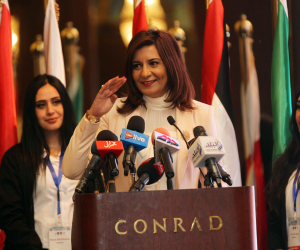 شهادة من وزيرة الهجرة عن كواليس الاستفتاء بالخارج