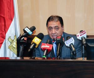 وزير الصحة: قانون التأمين الصحي الجديد سيحدث طفرة في منظومة الخدمة الطبية