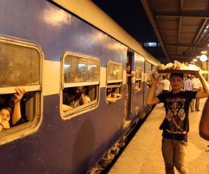 ننشر مواعيد قطارات الدرجة المكيفة على خط «القاهرة - الإسكندرية»