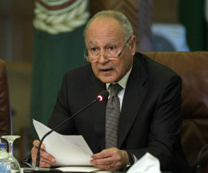 ماذا قال الأمين العام لجامعة الدول العربية عن تزايد الطلب على مصادر الطاقة؟