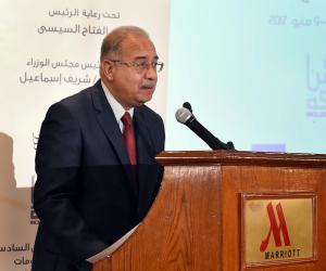 بدء اجتماع الهيئة الوطنية للانتخابات برئاسة شريف إسماعيل