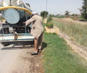 مشروعات الري فى محافظة الشرقية.. تعرف عليها