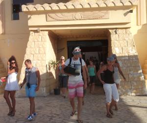 منظمة السياحة العالمية: مصر وجهة آمنة وتحتل ثاني أسرع الدول نمواً في السياحة لعام 2017