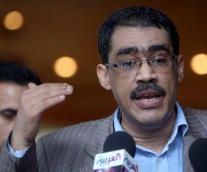 رسميا.. ضياء رشوان يعلن ترشحه على مقعد نقيب الصحفيين