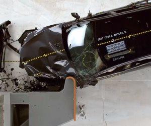 مرسيدس ولينكولن وتويوتا على قمة تقييمات السلامة الأمريكية (فيديو)