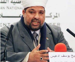 وزير الأوقاف الفلسطينى يدعو اليونسكو إلى شمل المساجد الأثرية ضمن المناطق المحمية