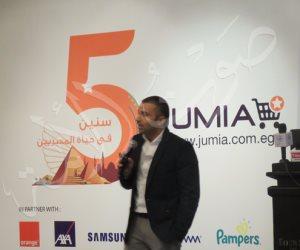 """""""رئيس جوميا مصر""""ا: لفرص المتاحة  للشركات الصغيرة والمتوسطة فى مجال التجارة  الالكترونية مرتفعة"""