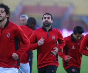أحمد فتحي يقود الأهلي أمام المقاصة بعد غيابه أمام الطلائع