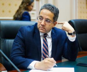 وزير الآثار أمام البرلمان: عايزين الجلاليب تدخل المتحف.. والتراث اليهودي أولوية عندي