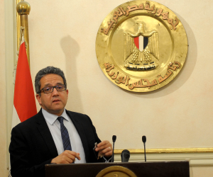 تقرير رسمى على مكتب الوزير يعترف باختفاء آثار فرعونية مهمة من مخازن الوزارة