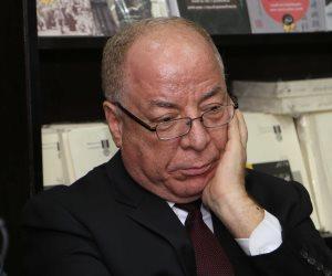 حلمي النمنم في وزارة الثقافة بعد إجراء «قسطرة بالقلب»