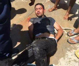 ترحيل المتهم فى حادث الغردقة لنيابة أمن الدولة العليا بالقاهرة للتحقيق معه
