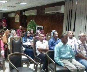 شباب العمال بالاتحاد العام تعقد ورشة لمناقشة الفكر المتطرف