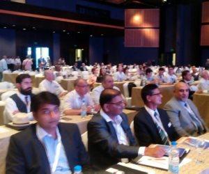 بدء فاعليات اليوم الثاني من مؤتمر «جيوميست» للبنية التحتية في شرم الشيخ