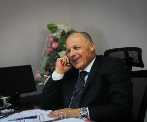 هاني أبو ريدة لمجلس الجبلاية: مصر تسيطر على جوائز الكاف الليلة