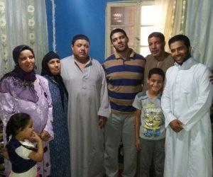 التاسع مكرر على الثانوية الأزهرية من كفر الشيخ: حققت أمل أسرتي