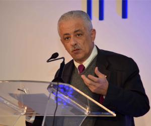 وزير التربية والتعليم : «لو عايزين نتعلم بجد لازم نشمر ونشتغل»