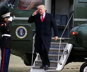 مدفعية البيت الأبيض تدك فضاء السوشيال ميديا.. هل يحسم ترامب حربه العالمية الجديدة؟