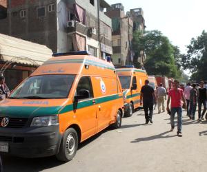 191 سيارة إسعاف استعدادا لشهر رمضان بالقاهرة