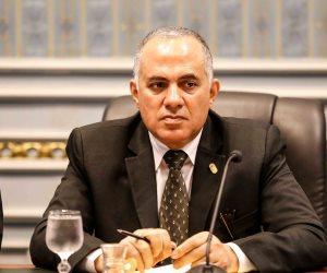 وزير الري يعرض خطة وزارته في حوض النيل أمام البرلمان
