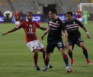 اهداف مباراة القمة 114 بين الاهلى والزمالك
