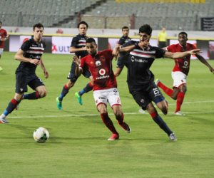 13 رقما من مباراة الأهلي والزمالك في ختام الدوري المصري (تقرير)