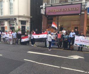 """مناهضون لـ""""البريكست"""" يتظاهرون فى لندن ومانشستر"""