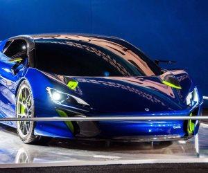 «بورياس».. سيارة خارقة من أسبانيا