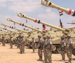 العملية سيناء 2018.. تنفيذ قصف مدفعي لـ68 هدفا للعناصر الإرهابية ومقتل 3 تكفيريين