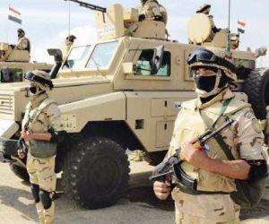 أبرز نجاحات القوات المسلحة في البيان الـ19 عن العملية الشاملة سيناء 2018