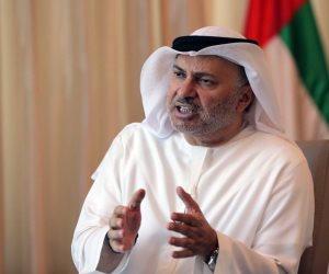 قرقاش: على النظام القطري تحمل تداعيات تحرك الرباعي العربي
