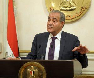 وزير التموين يؤكد: أسعار السلع ثابتة