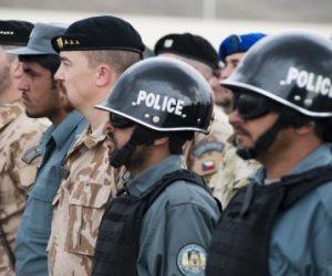 مقتل وإصابة 9 من أفراد الشرطة الأفغانية في هجوم شرق البلاد