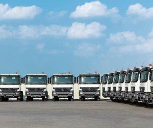 إنخفاض مبيعات الشاحنات المجمعة محلياً 42.9%