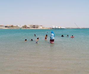 شواطئ طور سيناء.. الجمال يجاور الإهمال (فيديو وصور)