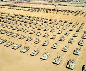 اتحاد الإعلاميات العرب: قاعدة محمد نجيب العسكرية تؤكد إمكانيات مصر غير المحدودة