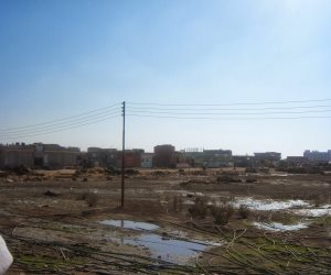 كارثة مصرف بحر البقر.. اقرؤوا الفاتحة لأهالي الشرقية (صور)