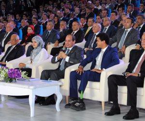 تثبيت الدولة.. الرئيس يرعى منتدى شباب العالم بشرم الشيخ