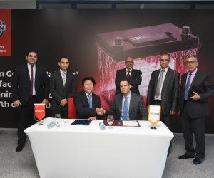 نيسان تنتج أول بطارية مصرية بمعايير عالمية