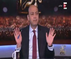 عمرو أديب عن قطر: هل هناك عودة بعد الطلاق؟