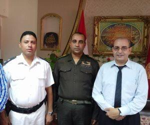 إنشاء مدرستين عسكريتين ببورسعيد