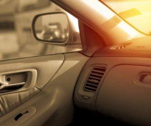 7 وصايا لتخفيف درجة حرارة سيارة بدون تكييف