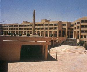 جولة تفقدية لرئيس جامعة مدينة السادات بمبنى الإدارة الطبية